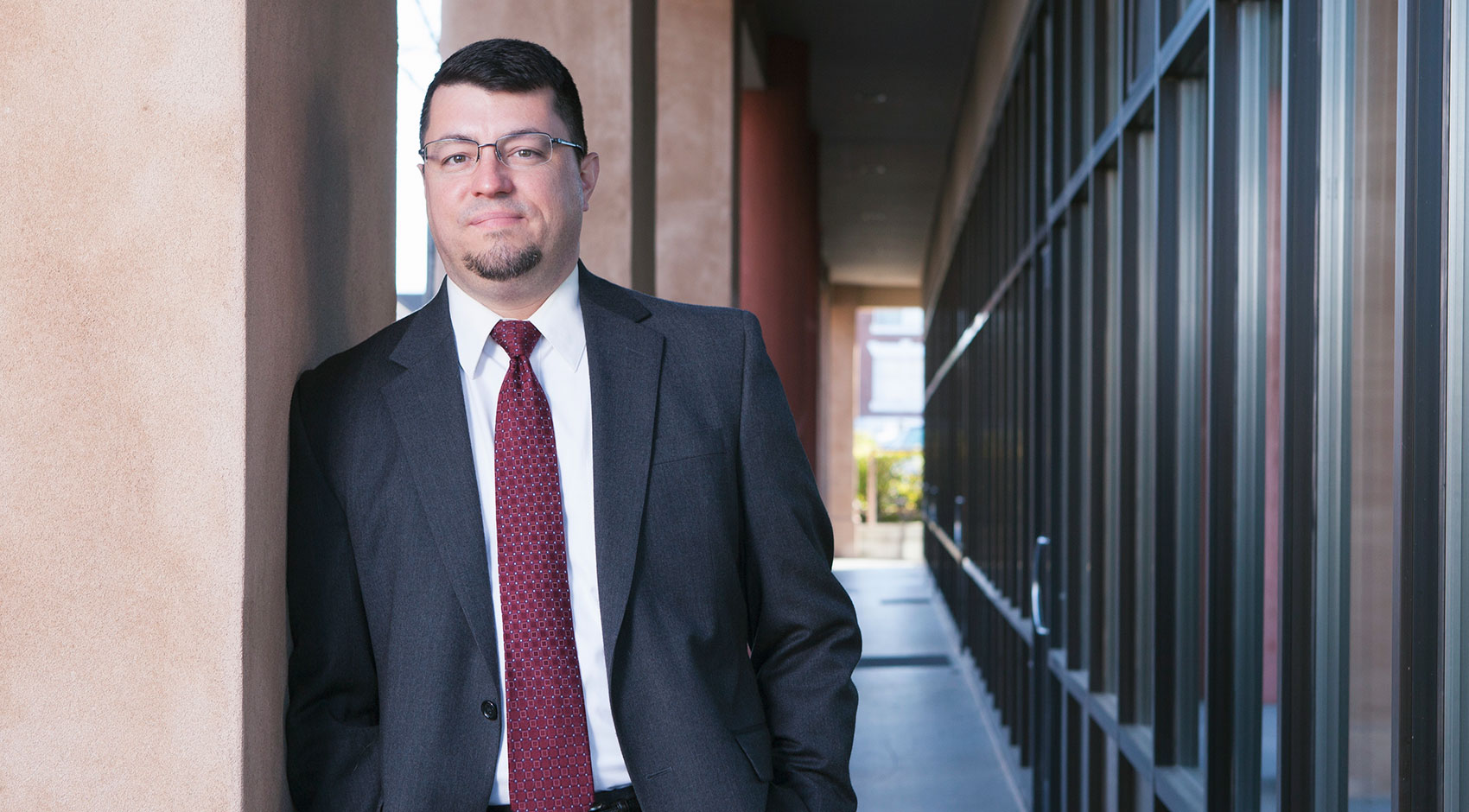 Defense Attorney - Adrian Madrone