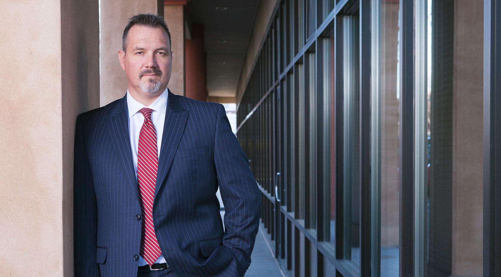 Defense Attorney - Mark Kaiman